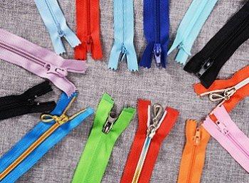 Nylon-Zippers