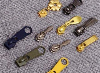 Zipper-Sliders